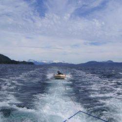 Fahrt auf dem Prinz William Sound