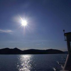 Stimmung auf dem Prinz William Sound