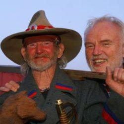 Trapper Willie und George